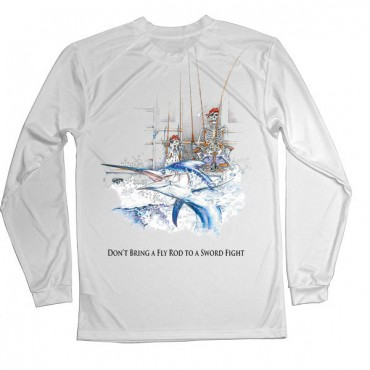 Marlin Fishing Sea Dog – UPF Shirt