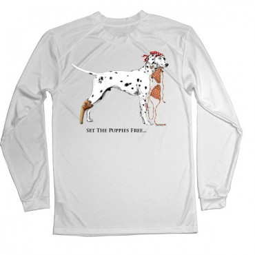 Set the Puppies Free – UPF Shirt